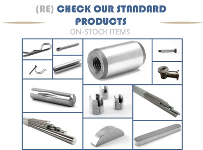 (Re) Discover our standard products range